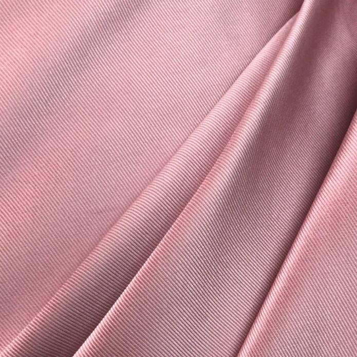 Tecido Zibeline de Poliéster Rosé - Pantone 2444 C