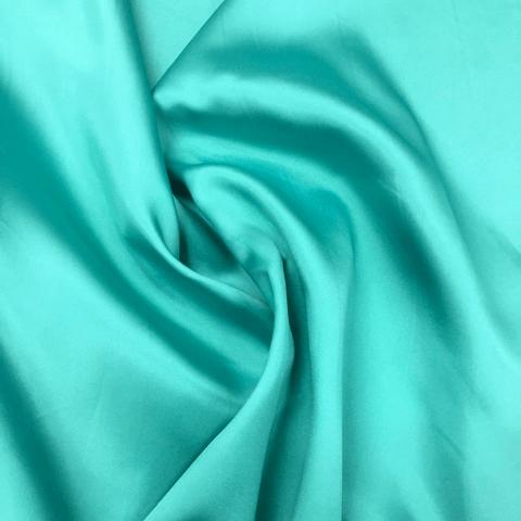 Tecido Zibeline de Poliéster Verde Esmeralda