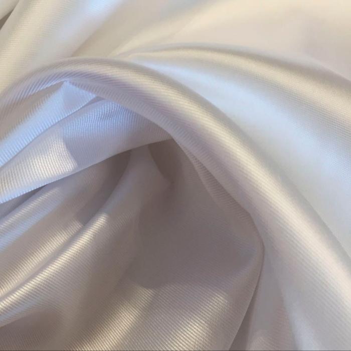 Tecido Zibeline Lisa Branca