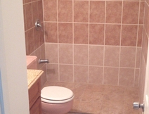 Barrierless Shower 1