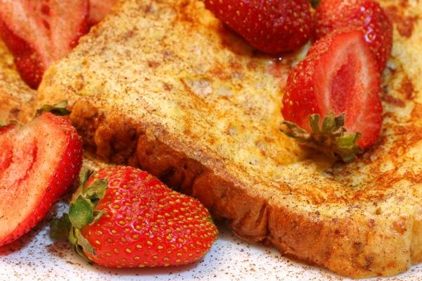 EZ Whey Egg White French Toast | MuscleEgg Flavored Liquid Egg Whites