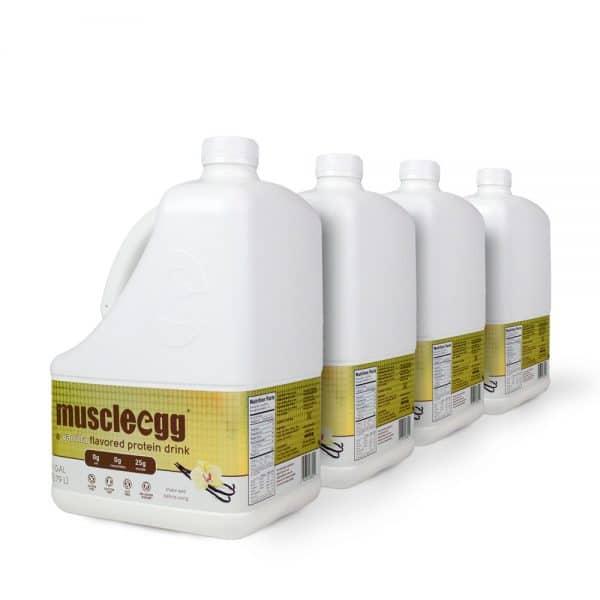 4 Gallons Vanilla MuscleEgg