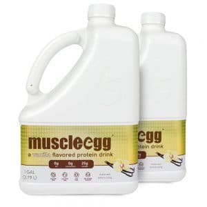 2 Gallons Vanilla MuscleEgg
