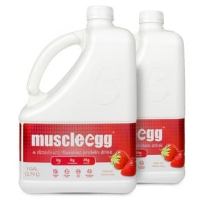 2 Gallons Strawberry MuscleEgg