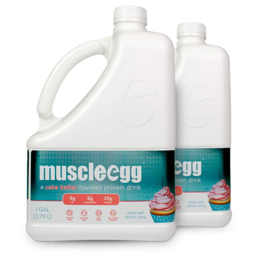 Muscle Egg Cake Batter