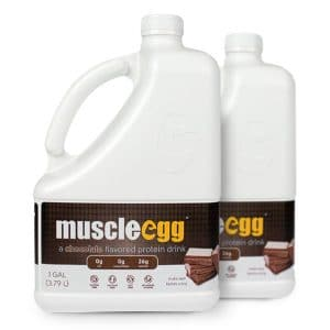 2 Gallons Chocolate MuscleEgg