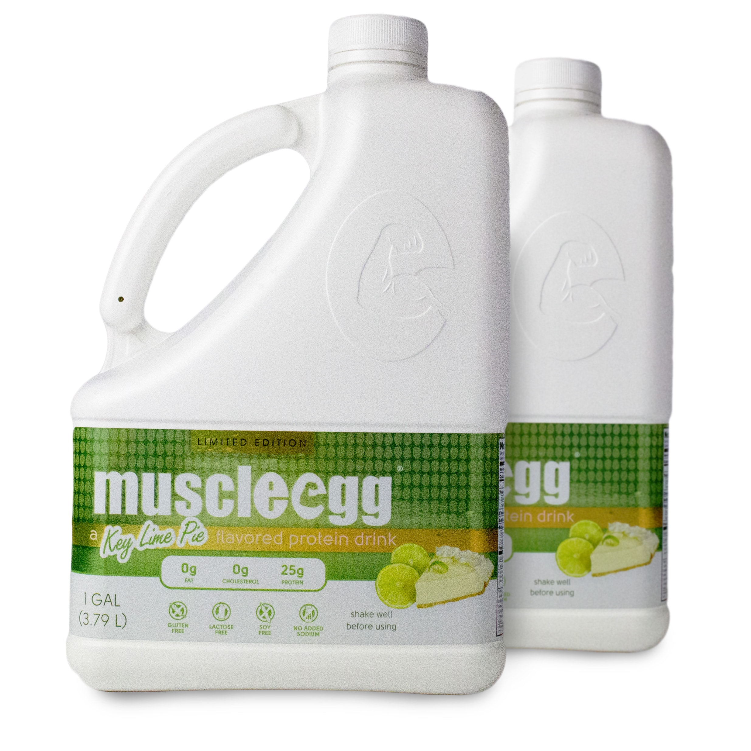 2 Gallons Key Lime Pie MuscleEgg