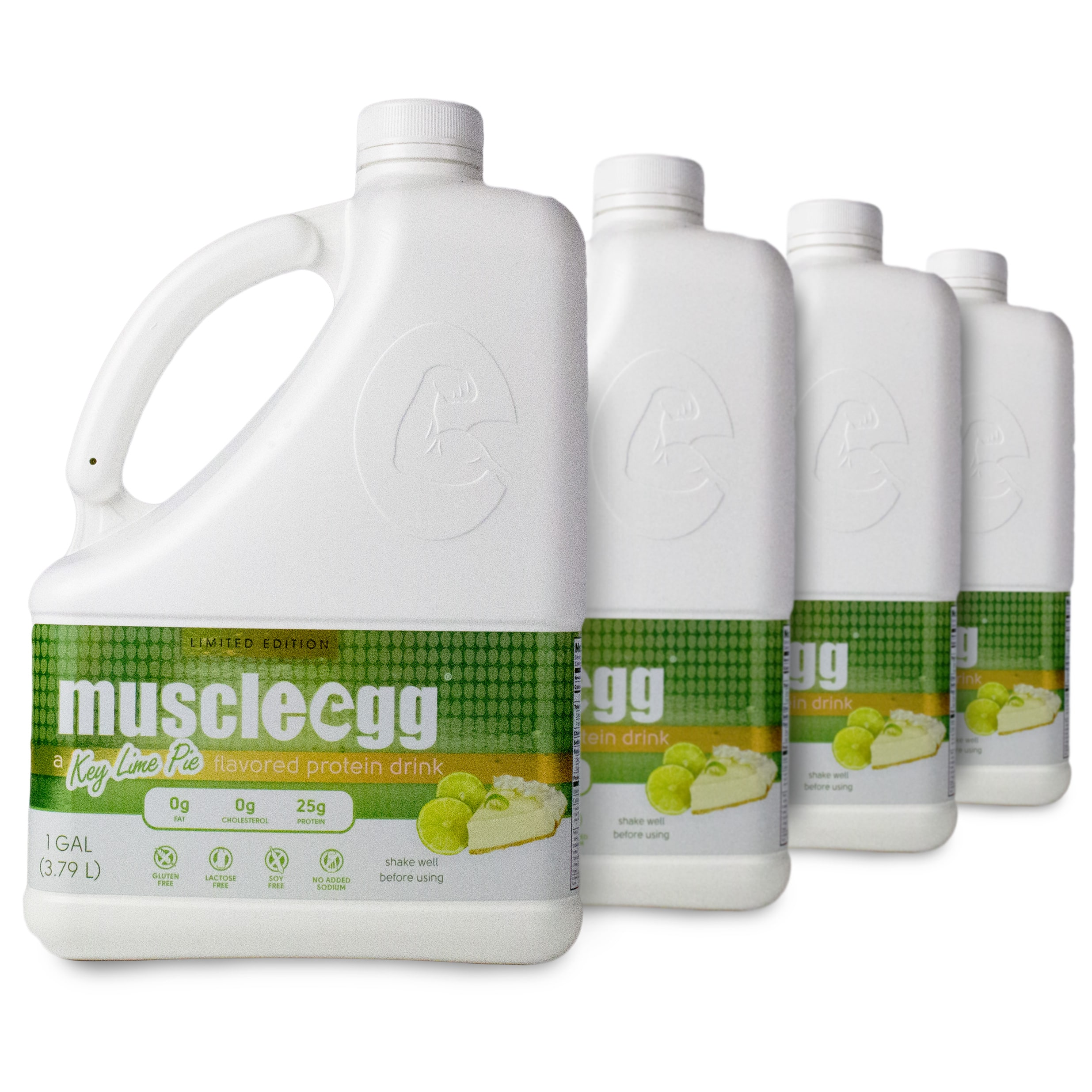 4 Gallons Key Lime Pie MuscleEgg