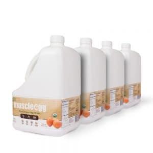 4 Gallons Organic MuscleEgg