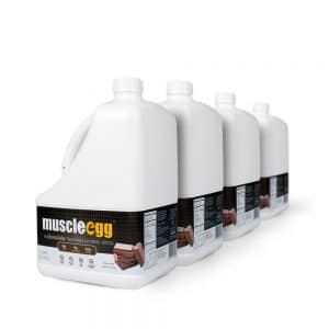 4 Gallons Chocolate MuscleEgg