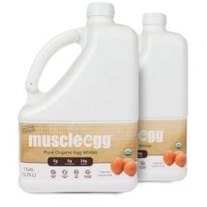 2 Gallons Organic MuscleEgg