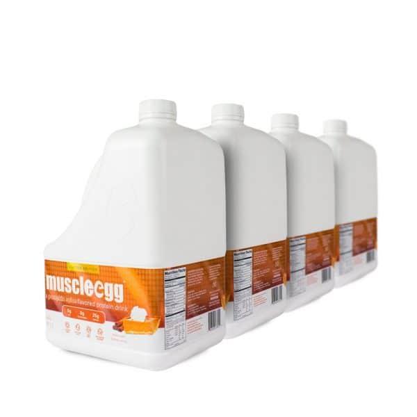 4 Gallons Pumpkin Spice MuscleEgg