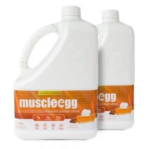2 Gallons Pumpkin Spice MuscleEgg