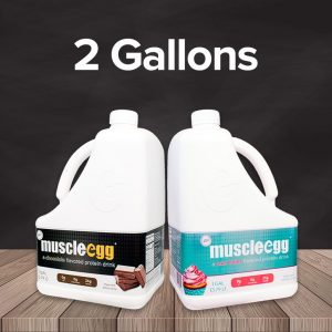 Mix and Match 4 Gallons