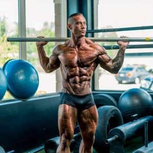 IFBB Classic Physique Pro