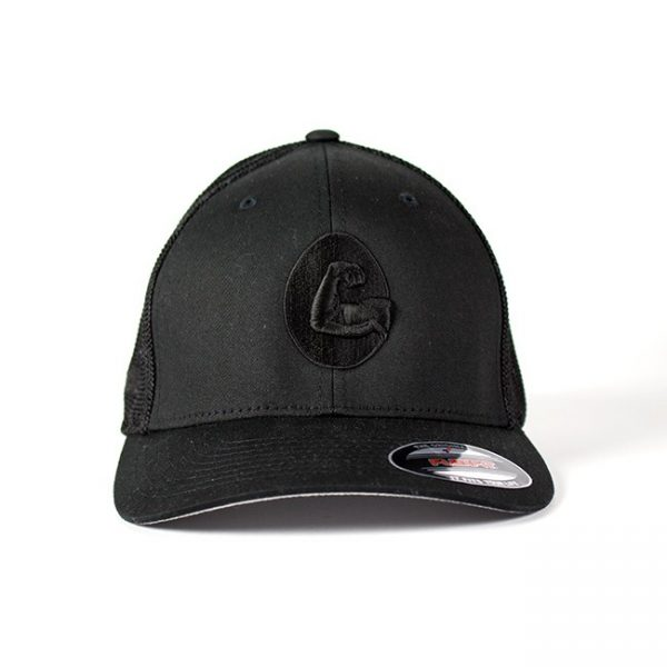 MuscleEgg FlexFit Mesh Hat