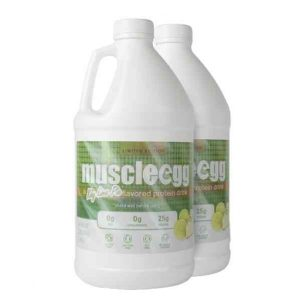 2 Half Gallons Key Lime Pie MuscleEgg