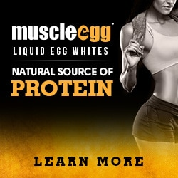 MuscleEgg Flavored Liquid Egg Whites