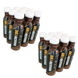 18 Single Serve Bottles – Chocolate