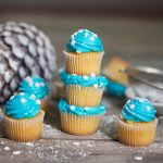 egg nog cupcakes