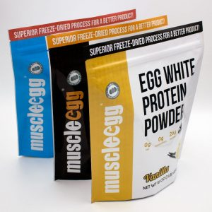 MuscleEgg Powder 3 Bags