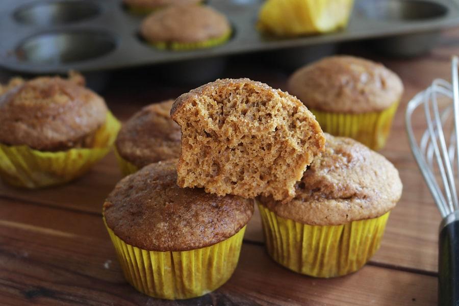 Cappuccino Protein Muffins