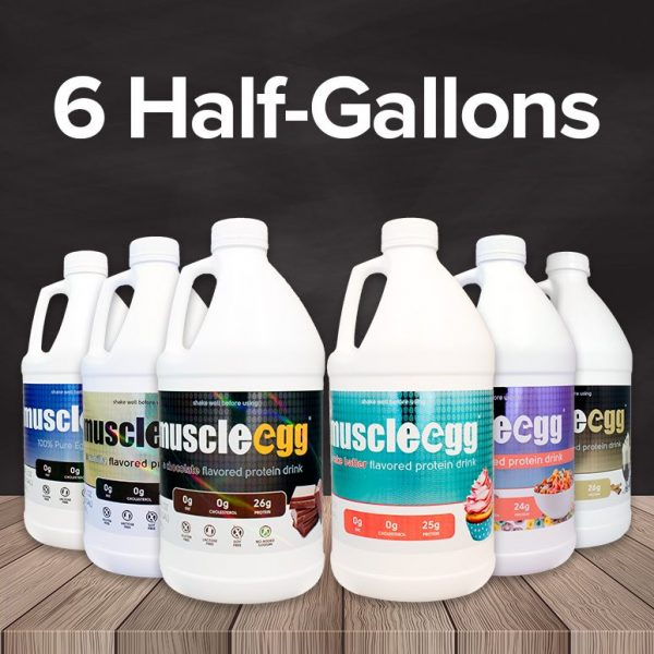 Build Your Own Case - 6 Half Gallons