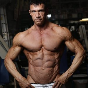 IFBB PRO MENS PHYSIQUE COMPETITOR