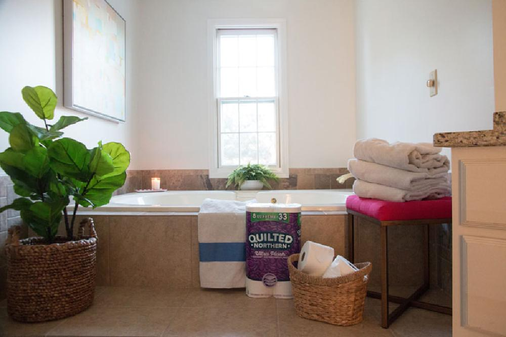 Tremendous How To Make Your Bathroom Feel Like A Spa 5 Tips To Make Interior Design Ideas Jittwwsoteloinfo