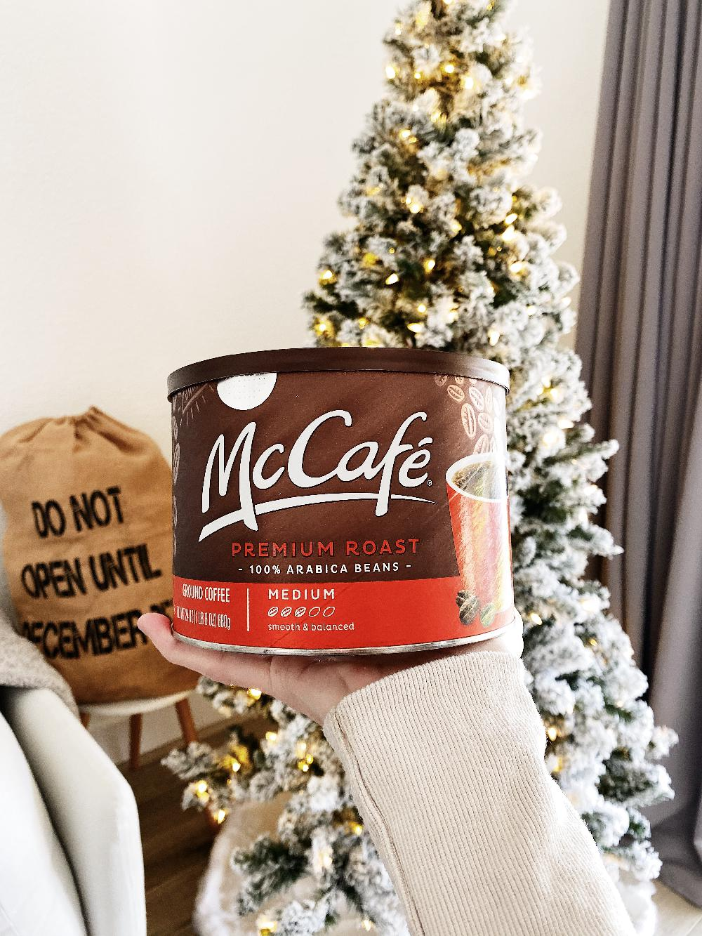 MY MORNING ROUTINE WITH McCafe
