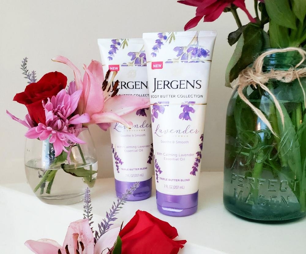 How to Create Your Own DIY Spa Day at Home with Jergens Body Butter with Lavender