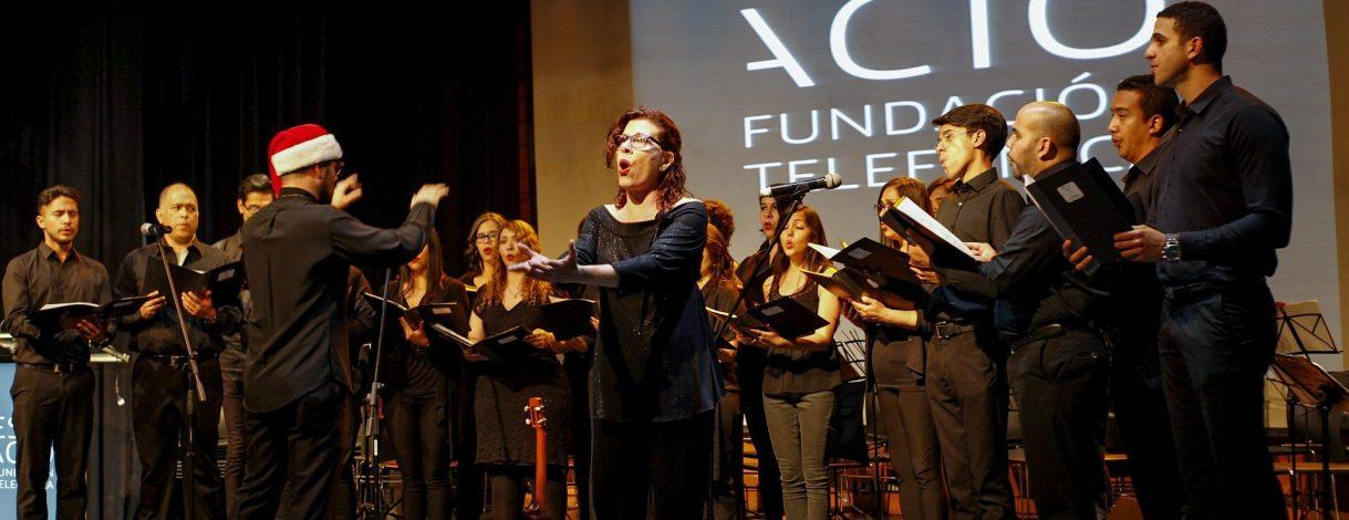 Coro Musica para la Integracion