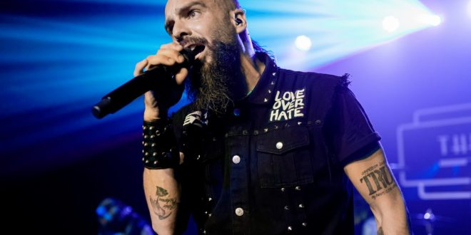 Gallery Killswitch Engage At The Space In Las Vegas Nv 08 13 19