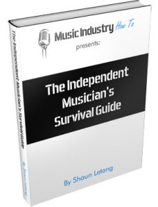 The-Independent-Musicians-Survival-Guide-Book‏