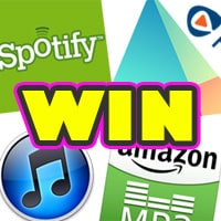 Win A Album Digital Distribution Deal