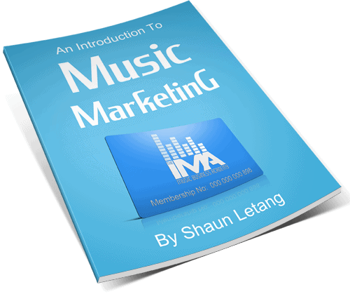 An Introduction To Music Marketing Cover Front