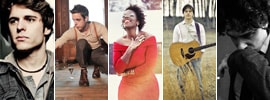 5 full time musicians