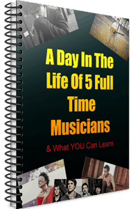 Day In The Life Of 5 Full Time Musicians Cover 3D
