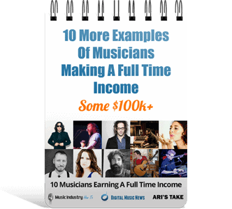 10 full time musicians free ebook cover small