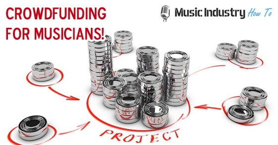 How To Get Funding In The Music Industry