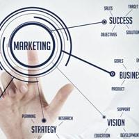 A music marketing strategy