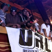 Sean Combs aka Diddy at a URL - Ultimate Rap League event