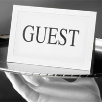 Guest posting for musicians