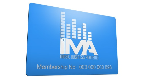 The IMA Music Business Academy Online Music Business Course