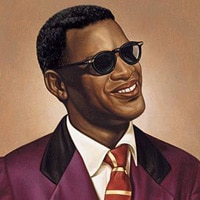 The great musician ray charles