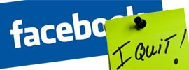 Leaving Facebook Brand Pages