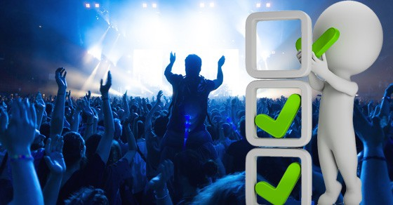 The Ultimate Gig Checklist For Musicians And Bands