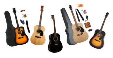The Top 10 Acoustic Guitars For Beginners In 2018