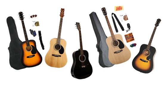 The Top 10 Acoustic Guitars For Beginners