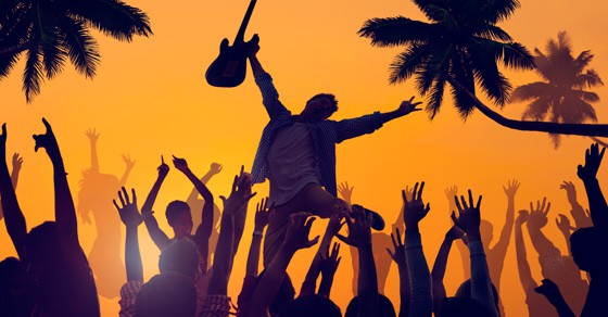 How To Develop And Improve Your Stage Presence For Musicians